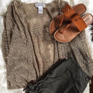Women's Cardigan Size L